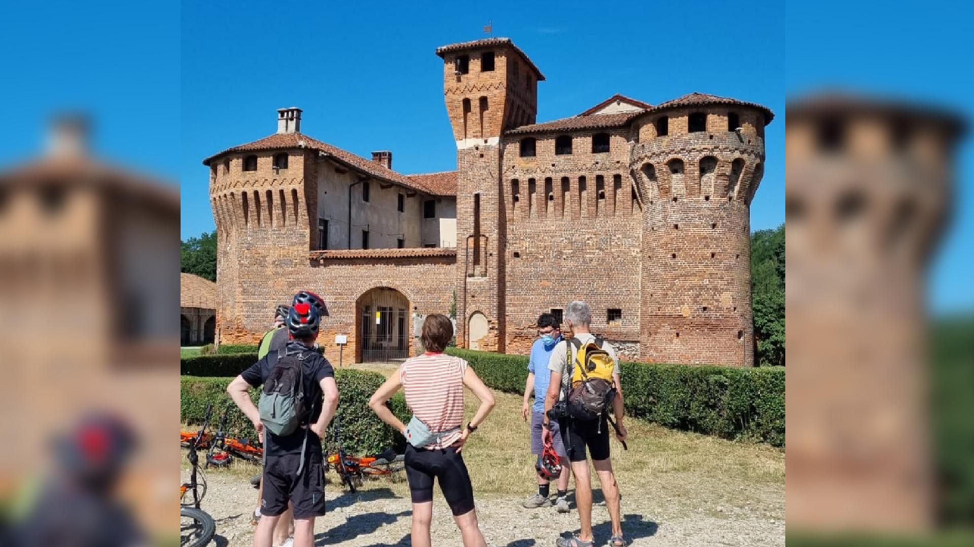 Press tour giornalisti tedeschi al Castello di Proh